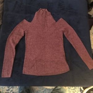 Baily 44 turtleneck sweater, NEVER WORN, size S